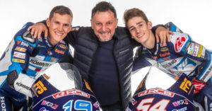 Team Kommerling Gresini 2019