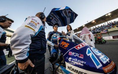 Motomondiale, Rodrigo quindicesimo e Rossi ventiduesimo