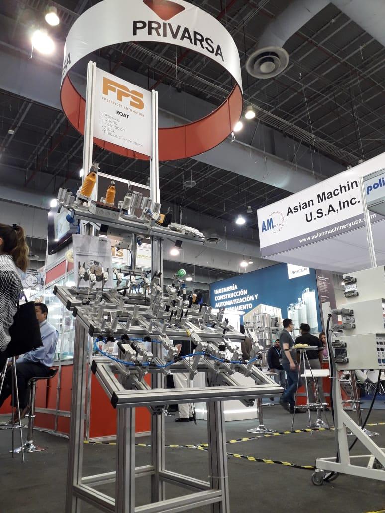FPS Automation Plastimagen 2019