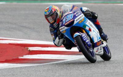 Si apre la stagione europea per il team Kömmerling Gresini Moto3