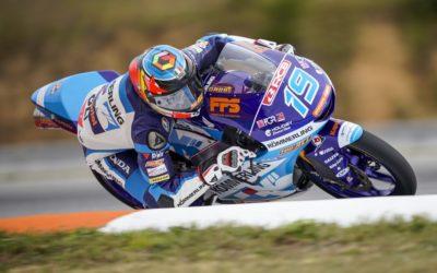 Rodrigo suffers double fracture at Brno