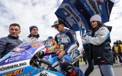 No finish line for both Rossi and Rodrigo at Phillip Island