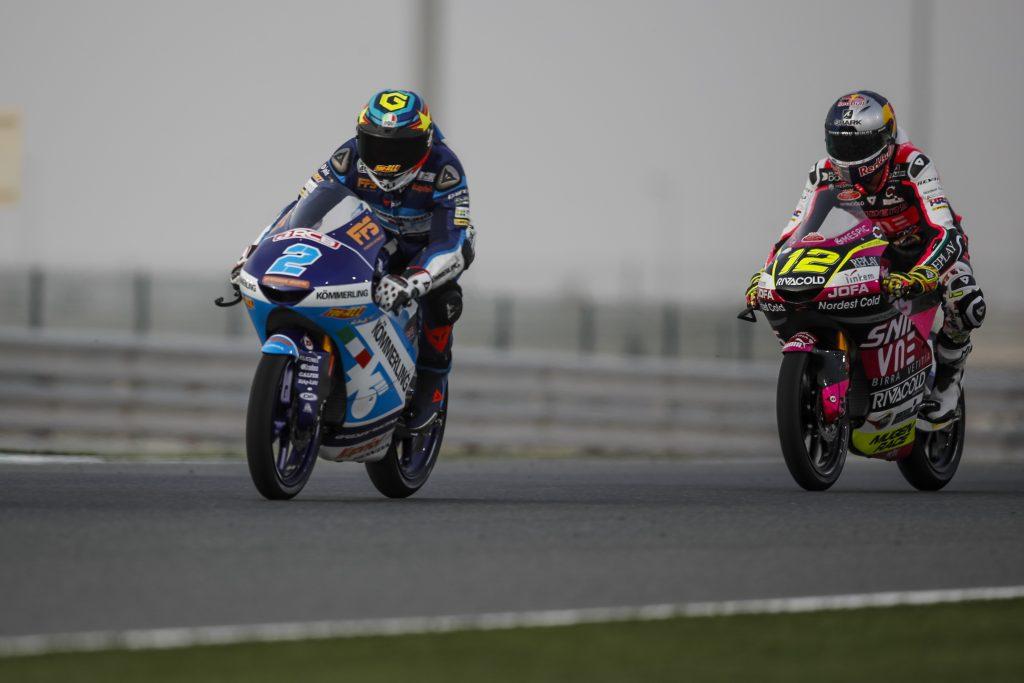 In Qatar un buon inizio per il il Team Kömmerling Gresini