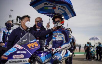 Tre punti per i nostri piloti al MotorLand di Aragon