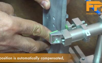 Come compensare il punto di presa? Scopri il nostro dito di presa CA.GRF.VS