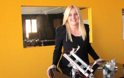 Greta Peppi CEO of FPS Automation