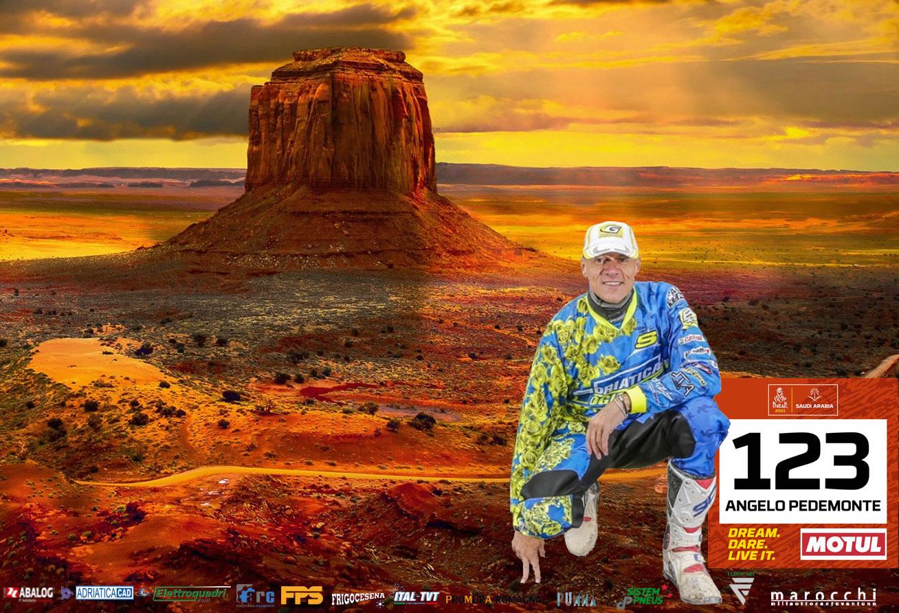 Pedemonte Dakar 2021