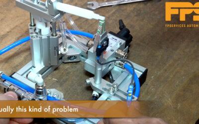 Come capire se il pezzo è stato preso durante le operazioni di stampaggio di parti in plastica?