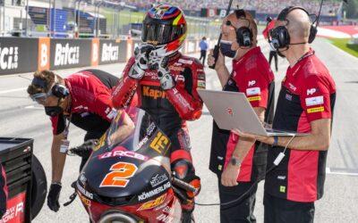 Alcoba a punti nel GP d'Austria